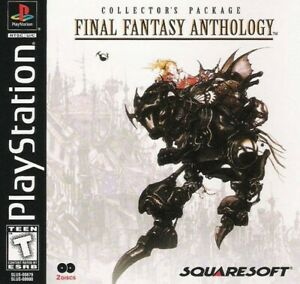 Final-Fantasy-Anthology-PS1-Great-Condition-Fast-Shipping