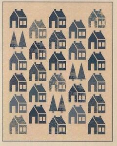 Blue-Barn-pieced-quilt-PATTERN-Laundry-Basket