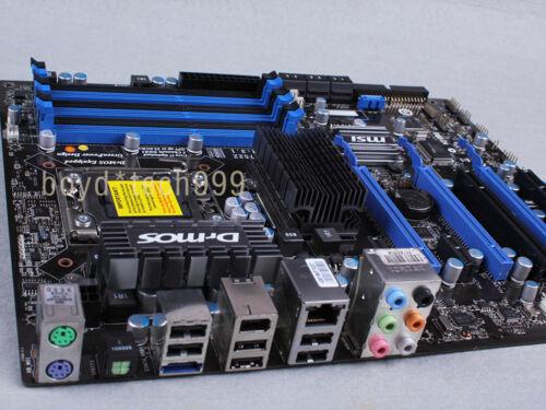 MSI X58 PRO-E X58 Pro LGA 1366//Socket B Intel Motherboard MS-7522 ATX