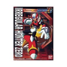 Rockman X3 Megaman Irregular Hunter Zero Red Action Figure Kit 2003