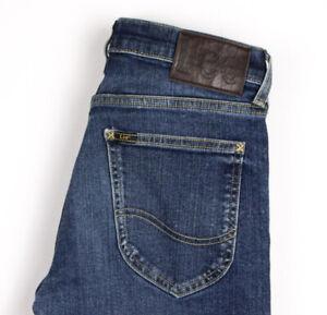 Lee Hommes Luke Slim Jeans Extensible Taille W28 L32 ARZ979