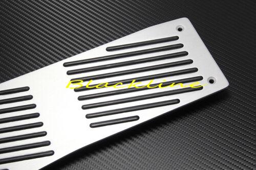 BMW Aluminum Dead Footrest Pedal 5 6 7 Series M 5 F10 F11 F07 GT F12 F13 F01 F02