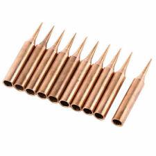 10pcs Copper Solder Screwdriver Iron Tip Soldering Welding Head 900m T I Tool