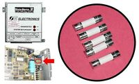 Fuses For Dixie Narco S2d Control Board - 6.3 Amp - Sale Is For 10 Fuses