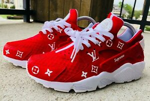competitive price f1658 3077b Details about Custom Nike Air Huarache Supreme +