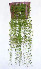 Set of 6 Autumn Small Leaf Vines Artificial Hanging Garland Wedding Decor