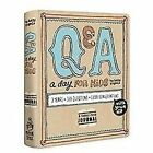 Q&a a Day: Q and a a Day for Kids - A Three-Year Journal by Betsy Franco (2012, Diary, Journal, Blank Book)