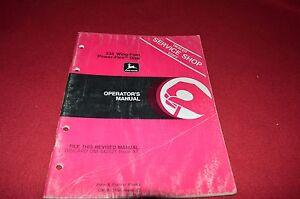 John-Deere-335-Wing-Fold-Power-Flex-Disk-Harrow-Operators-Manual-LCPA