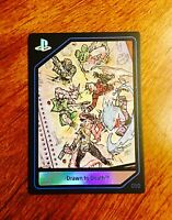 Playstation Experience 2016 Psx Drawn To Death 050 Collectible Card