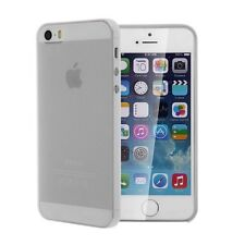 0.3mm Ultra Thin Clear Matte Frost Case Cover For Apple iphone 5s 5 5G White