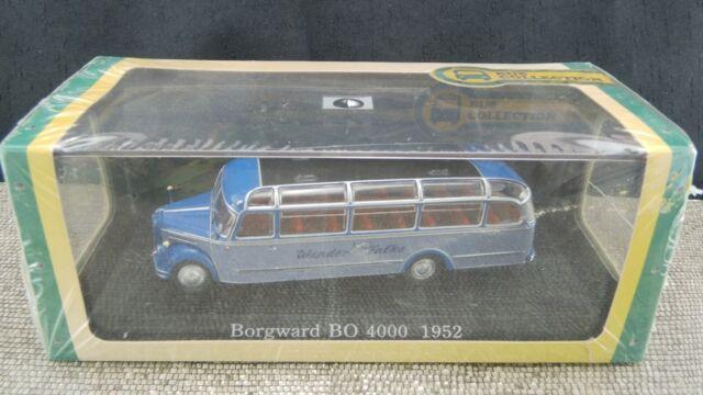 Bus Borgward BO 4000 1952 Wander Falke 7163102  AtLAS  A1107