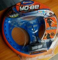 Banzai Yo-be Sling Disc, With Power Leash - Blue/orange - Brand - Looks Fun