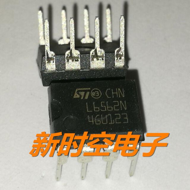 L6562N INTEGRATED CIRCUIT  PFC CTRLR TRANSITION 8DIP