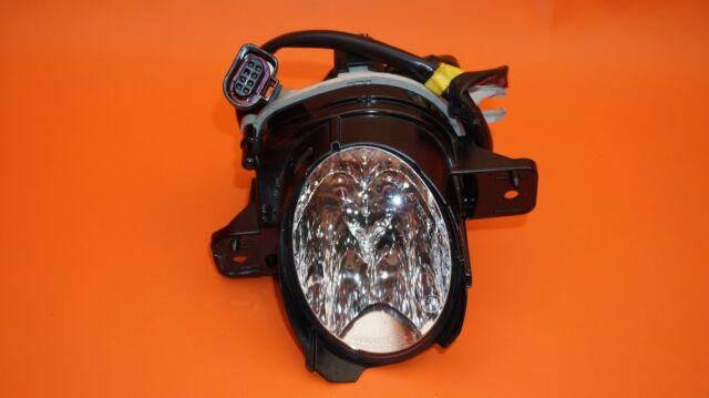 PORSCHE 911 TURBO FOG LIGHT RIGHT 2009 2010 2011 2012 99763107803 LED OEM