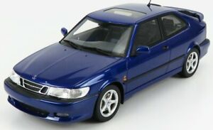 DNA COLLECTIBLES 1/18 SAAB | 9-3 VIGGEN COUPE 2000 | BLUE