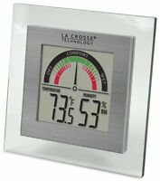 La Crosse Technology WT-137U Digital Thermometer/Hydrometer with Comfort Meter (WT137UCBP) Weather Stations