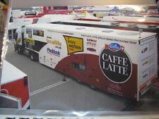 Photo Iveco Team Truck Emmi Caffe Latte Aprilia GP Team Dutch TT Assen 2009
