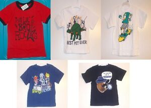 The Childrens Place Infant Toddler Boys T-Shirts Various Sizes NWT