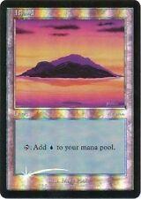 MTG ARENA BETA FOIL ISLAND PROMO CARD NEAR MINT/MINT NEVER PLAYED FREE SHIP
