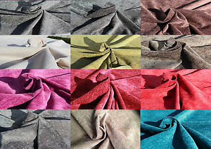 DESIGNER-LUXURY-THICK-HEAVY-WEIGHT-CURTAIN-OR-UPHOLSTERY-CHENILLE-VELVET-FABRIC