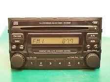 2001-05 Suzuki Grand Vitara RADIO CD PLAYER PS-2512D 39101 50J61
