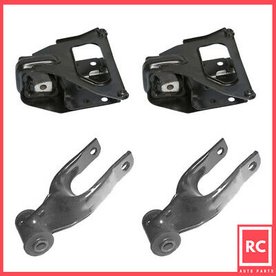 Engine Motor Mount Set 4PCS for 1999 - 2002 Oldsmobile ...