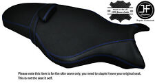 GRIP & CARBON VINYL ROYAL BLUE ST CUSTOM FITS YAMAHA MT 10 1000 16-17 SEAT COVER