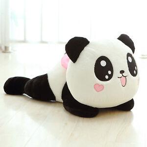 Cute-Plush-Doll-Toy-Stuffed-Animal-Panda-Soft-Pillow-Cushion-Bolster-Gift-20cm
