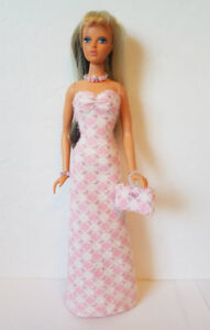 Ideal-TUESDAY-TAYLOR-Clothes-Dress-Purse-Jewelry-handmade-Fashion-NO-DOLL