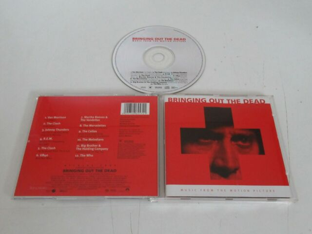 Bringing out the Dead/ Soundtrack/ Various (Columbia Col 496457 2)CD Album