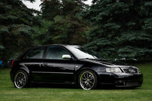 2002 Audi S3 1.8T with Lots of Upgrades