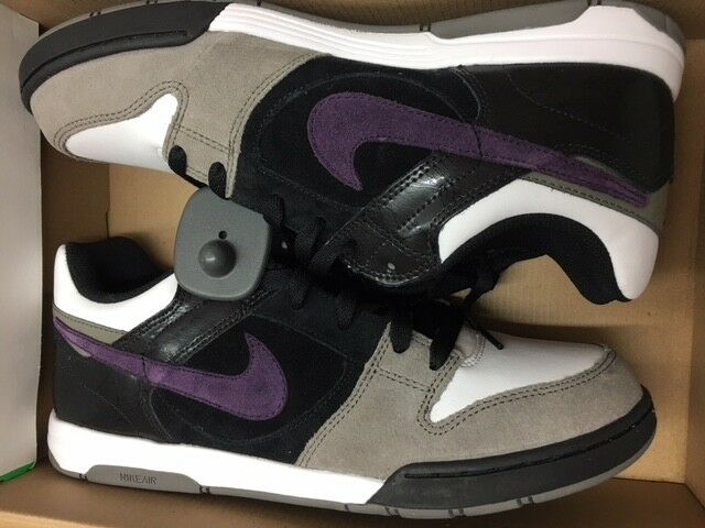 Nike air twilight Chaussures De Loisirs Skater Mogan Renzo gr:41 us:8 oncore Gris-