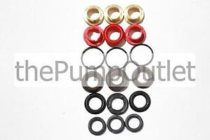 Details about Annovi Reverberi AR XTA XTV XT 15mm Seal Kit Replacement AR  1866 AR1866 AR2520
