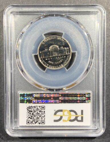 Buy 3 Items 1967 SMS Jefferson Nickel PCGS SP-66 Get $5 Off!!