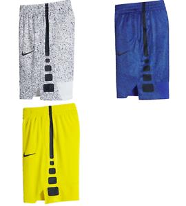b97cc8e39091 Image is loading New-Nike-Boys-039-Dry-Elite-Stripe-Basketball-