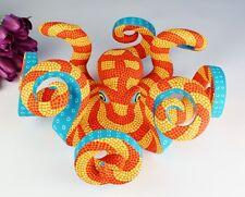 Oaxacan Wood Carving Large Octopus Saul Aragon Oaxaca Mexican Fine Folk Art
