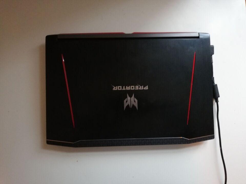 Acer Helios 300, I5 8300h 2.3 ghz GHz, 8 GB ram GB ram