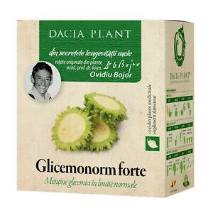 dacia plant glicemonorm