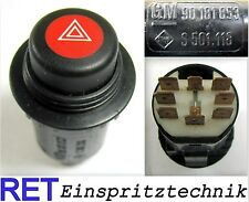 Schalter Warnblinkanlage Warnblinkschalter SWF 90181853 Opel Kadett original