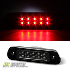 [Blk Out] Fits 1999-2004 Jeep Grand Cherokee LED 3rd Third Rear Stop Brake Light