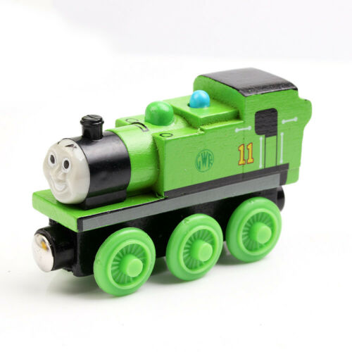 VARIOUS THOMAS PERCY THE TANK ENGINE /& FRIENDS WOODEN TOY TRAINS BRIO COMPATIBLE