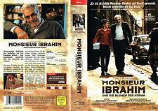 (VHS) Monsieur Ibrahim und die Blumen des Koran - Omar Sharif, Pierre Boulanger