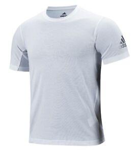 6a101a4616e89 Image is loading Adidas-Men-FreeLift-Prime-Shirts-Climalite-Training-White-