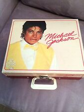 RARE Michael Jackson Vanity Fair Record Player WITH Needle - Good Working Shape!