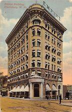 B28/ Clarksburg West Virginia WV Postcard c1910 Empire Building Store