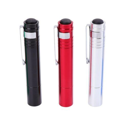 5 stücke medizinische kleine clip taschenlampe tragbare stift taschenlampe