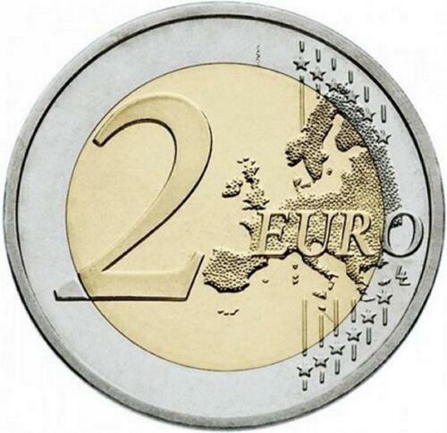 2018 Issue UNC MALTA Mnajdra Temples RARE 2 Euro Commemorative Coin