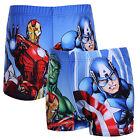 Boys Kids Marvel Avengers Swimming Shorts Beach Trunks Swimwear Swim 2-10 Years