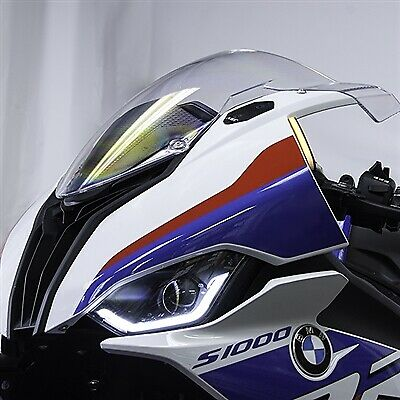 Front Turn Signals By NRC New Rage Cycles Motogp Style Race BMW S1000RR 2020