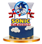 SONIC-THE-HEDGEHOG-CUPCAKE-CAKE-TOPPER-party-balloon-decoration-supplies thumbnail 9